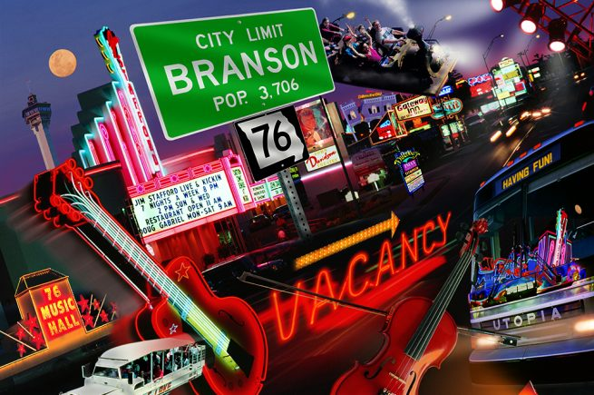 Branson Holiday Show Extravaganza  November 29 – December 5, 2020