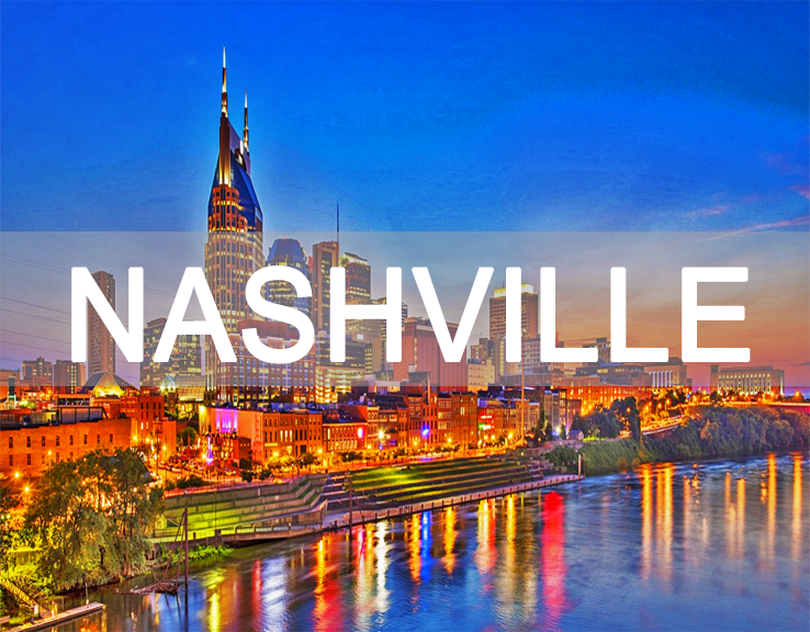 Nashville Show Trip August 17 – 22, 2020